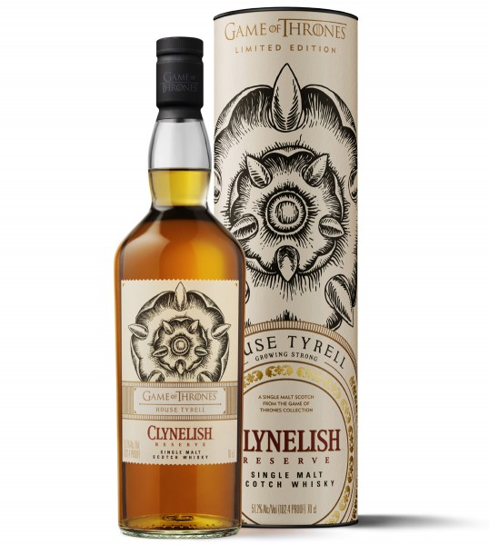 Clynelish Reserve - Haus Tyrell Game of Thrones