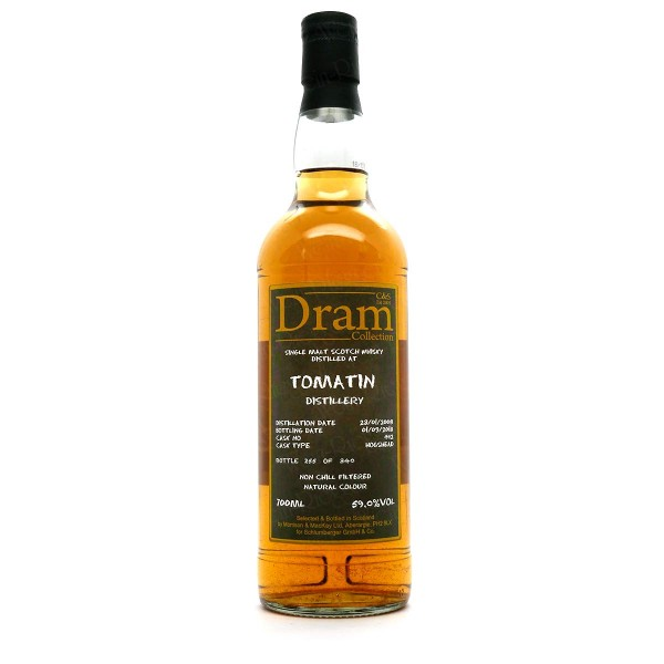 Tomatin 2008-2018 59,0 % vol | C&S Dram Collection