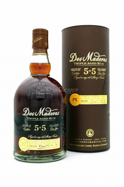 Dos Maderas P.X Double Aged 5+5 Years old