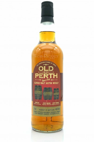 Old Perth Sherry Cask 43 % vol