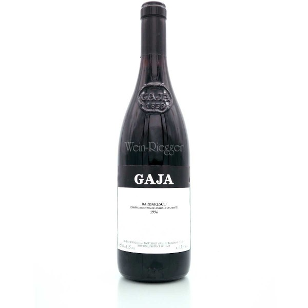 Gaja Barbaresco 1996 DOCG