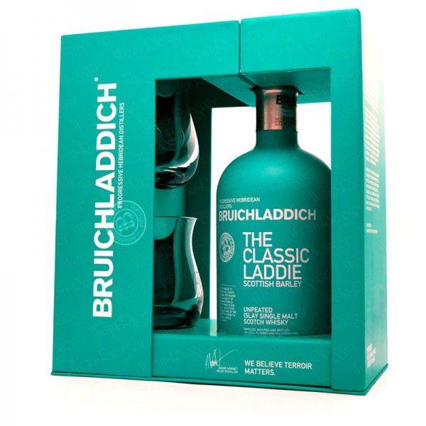 Bruichladdich Classic Laddie Tasting Collection inkl. 2 Tumbler