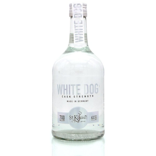St. Kilian White Dog -unpeated-