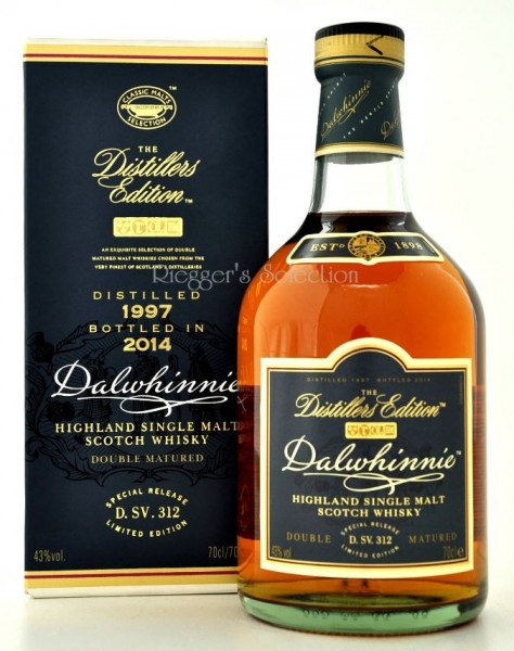 Dalwhinnie 1997 Distillers Edition 1997/2014 - D.SV.312