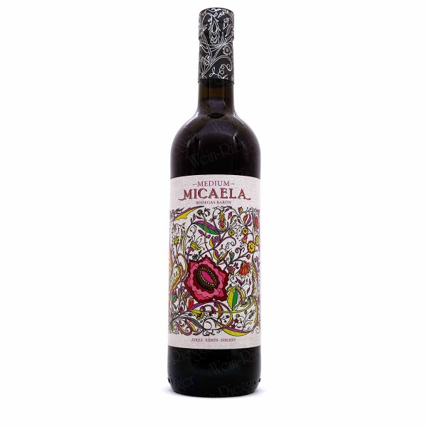 Medium Sherry Micaela - Bodegas Baron Sherry