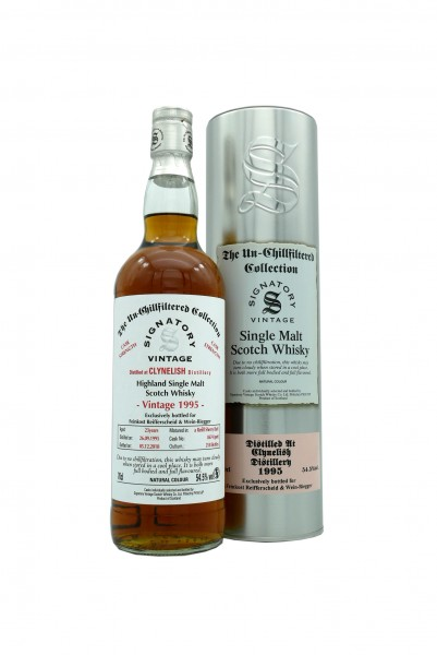 Clynelish 1995 - 2018 Signatory Cask Strength - Special Bottling
