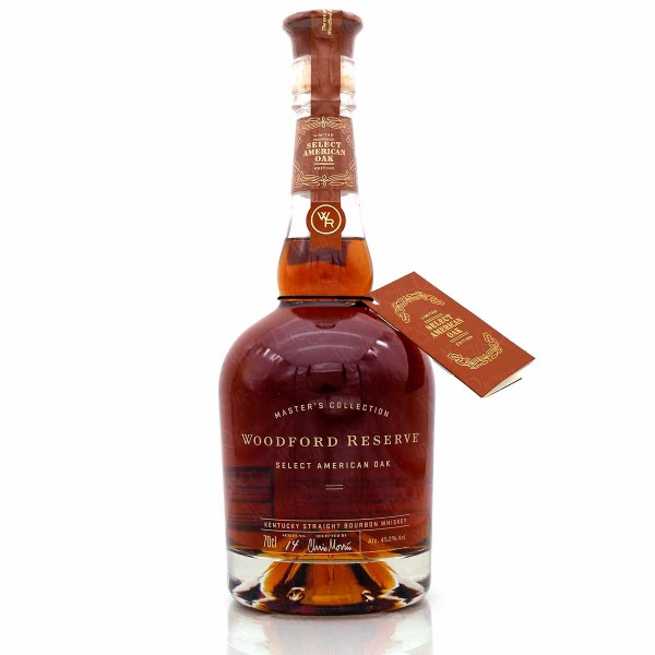 Woodford Reserve Master's Collection - Select American Oak - Kentucky Straight Bourbon Whiskey
