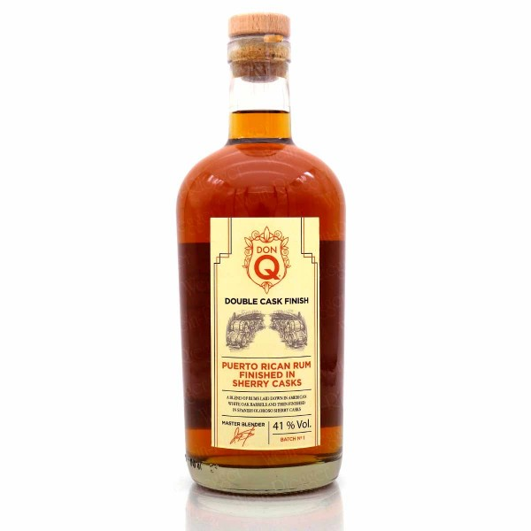 Don Q Double Cask Sherry Finished Rum