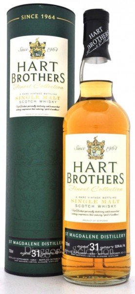 St. Magdalene 31 Jahre Hart Brothers 53,5 % vol