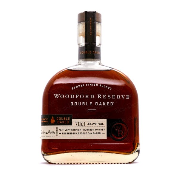 Woodford Reserve DOUBLE OAKED - Kentucky Straight Bourbon Whiskey