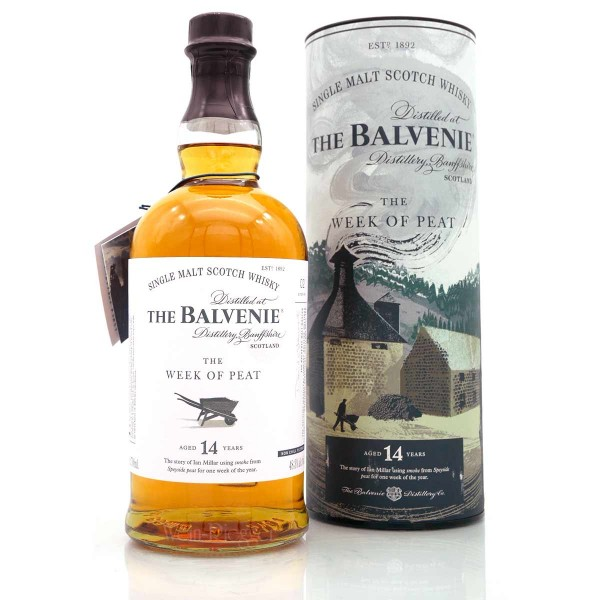 The Balvenie 14 Jahre The Week of Peat Story No. 2