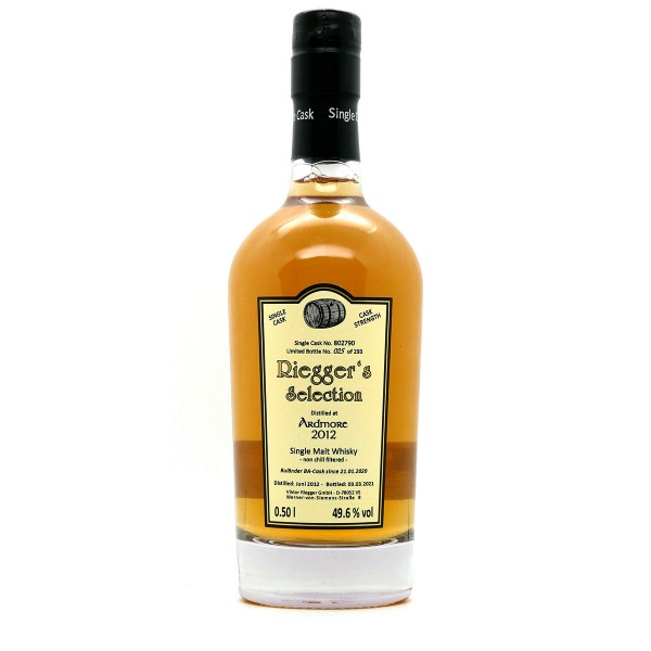 Ardmore 2012 BA Ruländer Cask Finish - Riegger's Selection (49,6 % vol)